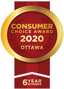 Xp Consumer Choice Award 2020 - Florist 7 Years Winner